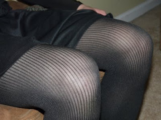 Worn but Pantyhose mama chronological