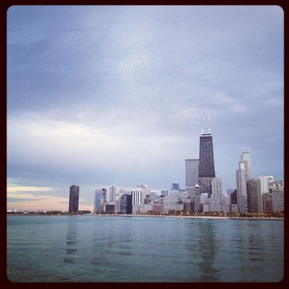 I love someone in Chicago.
